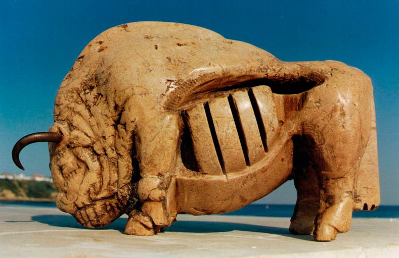 Bisonte de Altamira de Gonzalez de la Vega