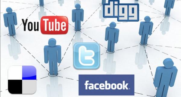 utilización redes sociales