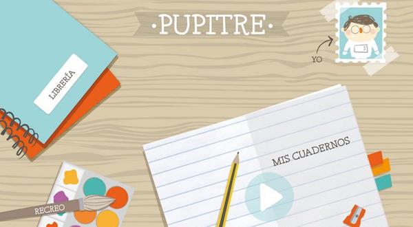 Pupitre Aplicación Para iPad
